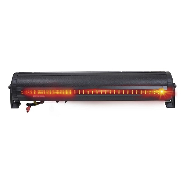 Bazooka 24 Inch Bluetooth Party Bar With LED System Rear