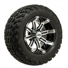 12 Inch Tempest With 22x11x12 All Terrain Tire