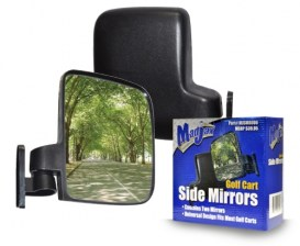 Golf Cart Side Mirrors1