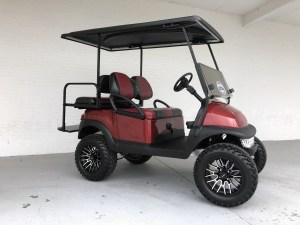 Tidewater Carts Superstore - SC Gamecocks Golf Cart For Sale 02
