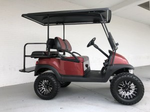 Tidewater Carts Superstore - SC Gamecocks Golf Cart For Sale 03