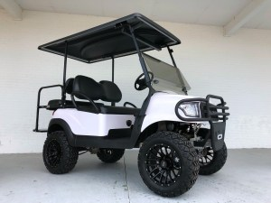 White Alpha Body Club Car Precedent For Sale In SC 02